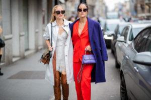 Ermanno Scervino - Street Style - Milan Fashion Week 2019