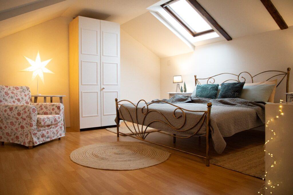 Green Hills Cottage bedroom