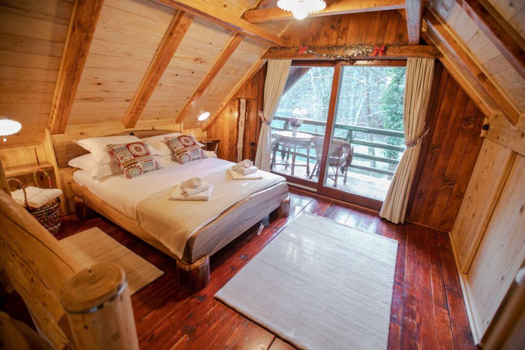 Bistrica Cottage croatia bedroom