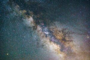 mliječna staza i svemir
