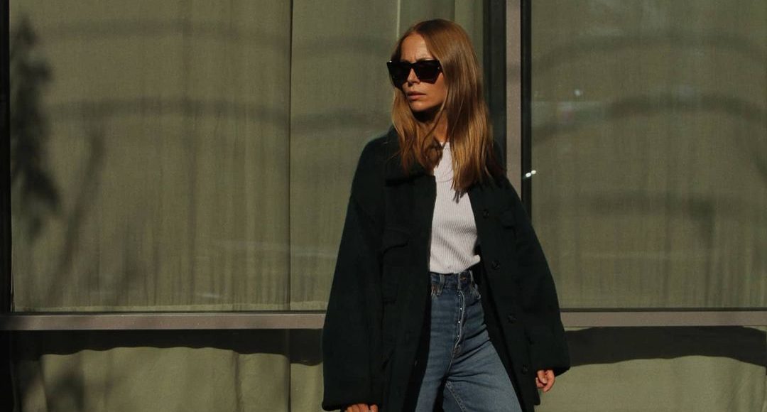 minimal fashion outfit look inspiration street style