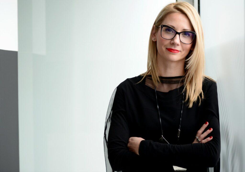 Martina Petrovic, voditeljica ureda Media desk Hrvatske