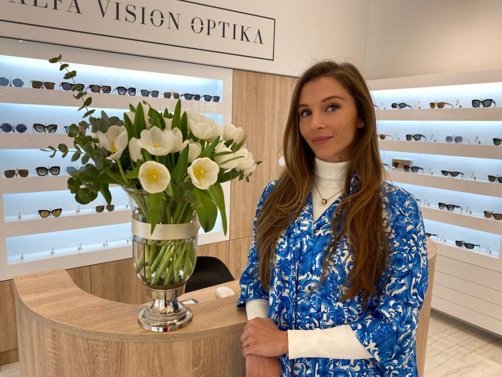 Ana Bilić_Alfa Vison Optika