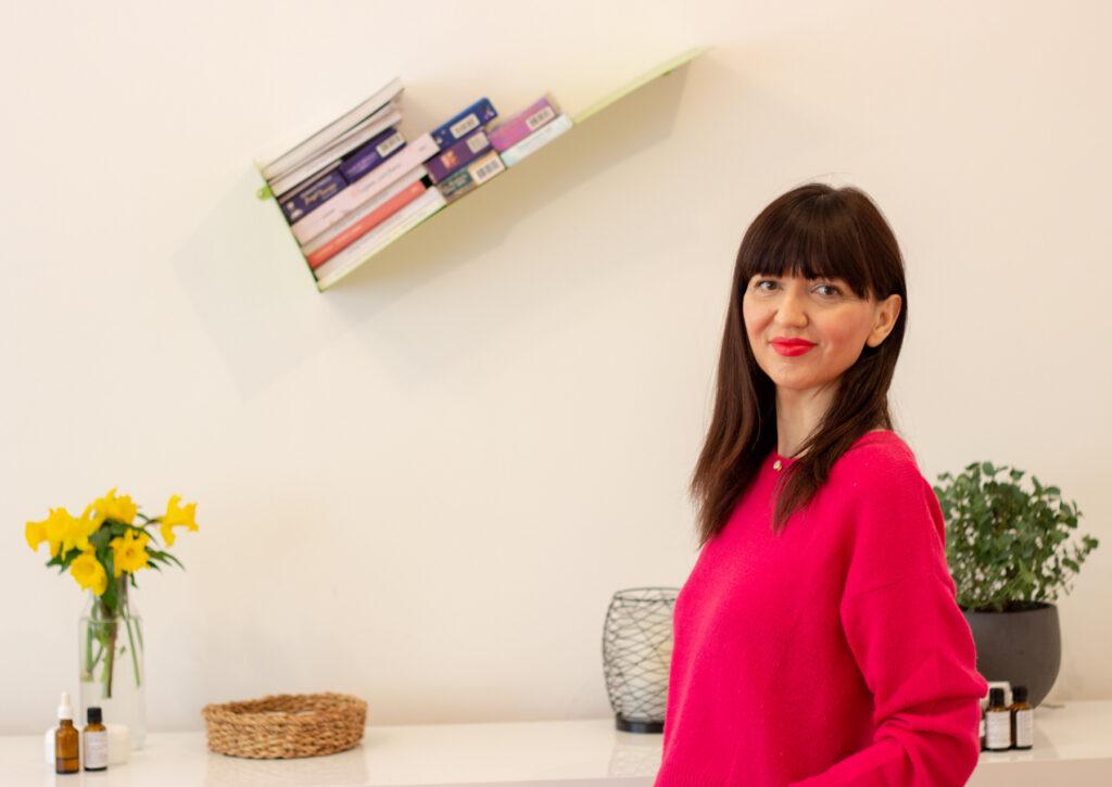 Anamarija Pažin Morović savjetnica za ljepotu