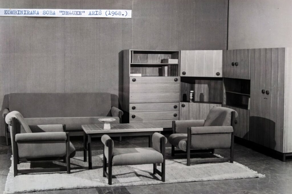 Soba Deluxe 1968. godina