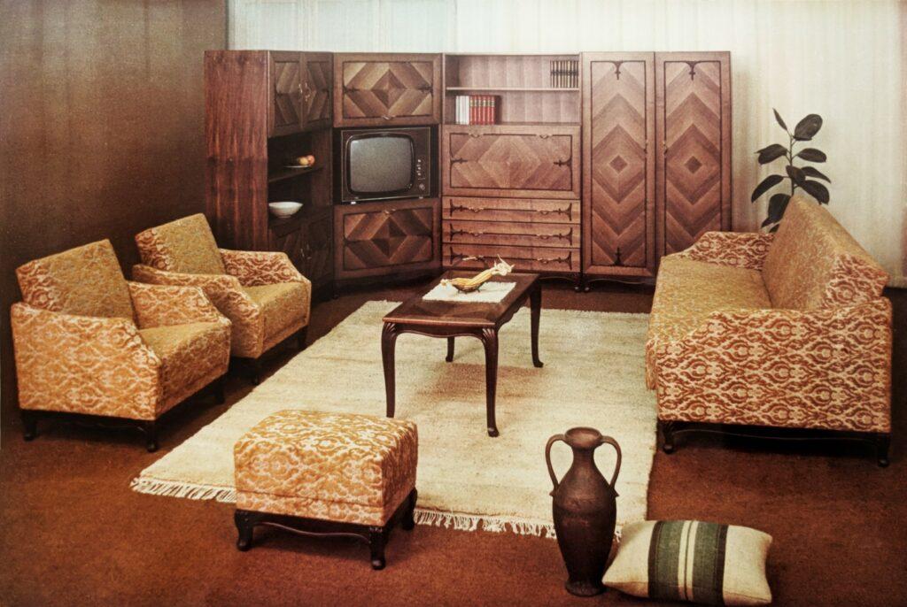Soba Luxurious, 1969. godina