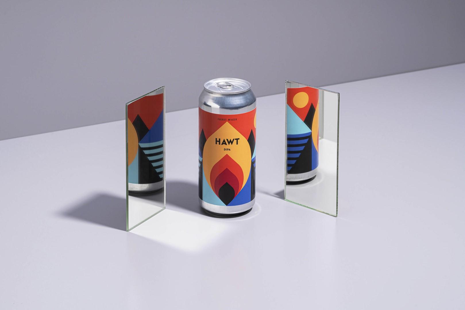 FUERST WIACEK beer bottles