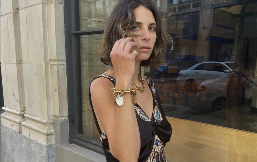 Jen Wonders woman in fashion street style