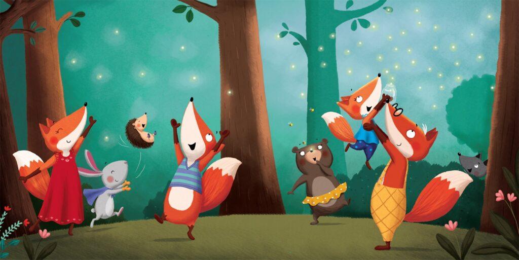 jelena brezovec ilustracije