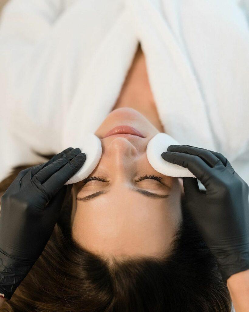 beauty tretman čišćenje lica