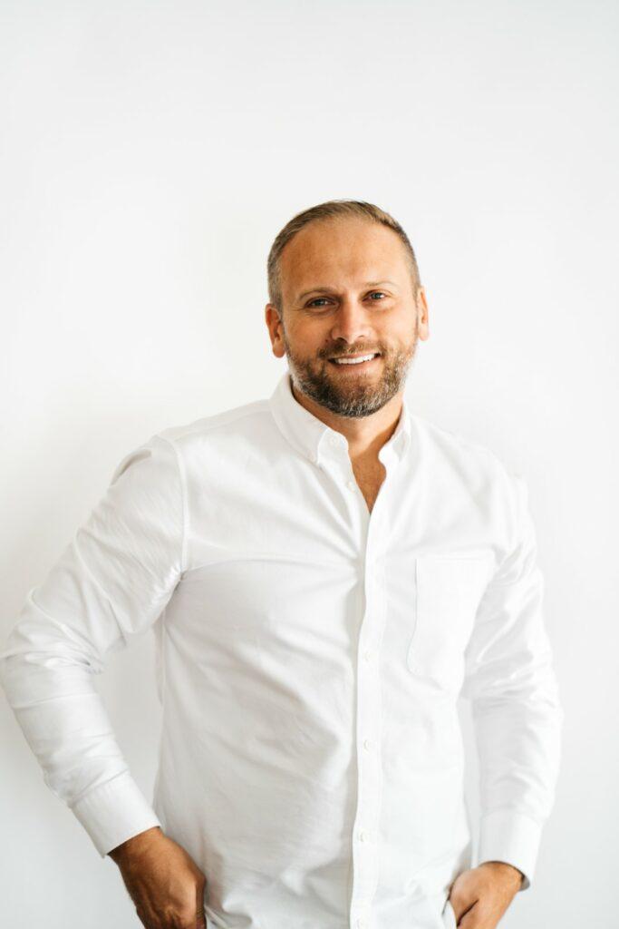 Parkey Clay CEO Ian Bentley