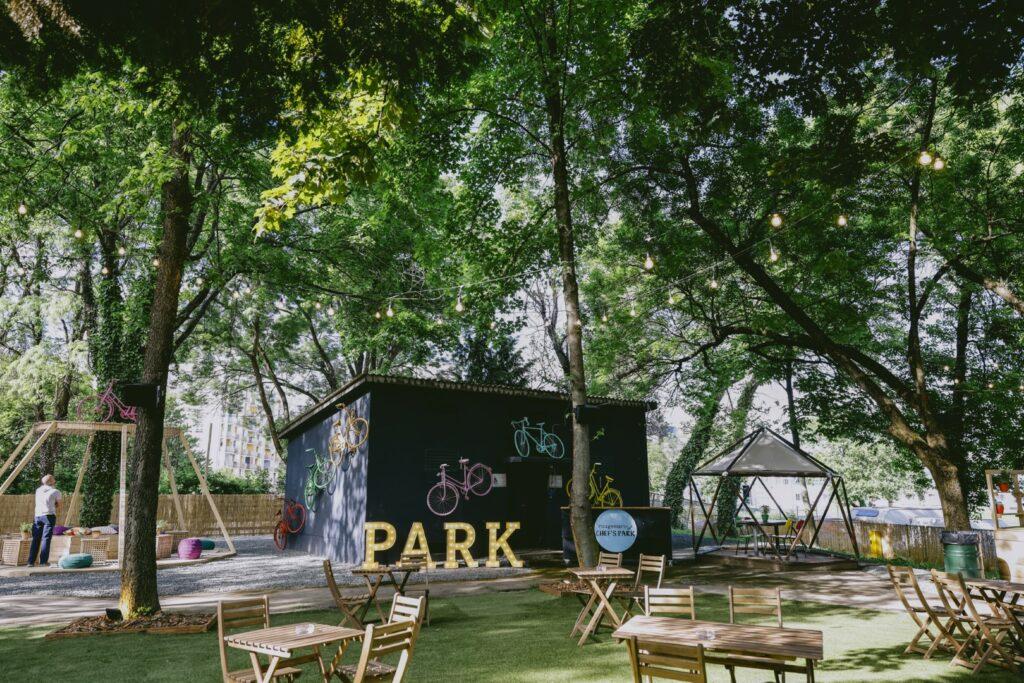 rougemarin park zagreb outside