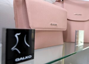 galko pink bags in store