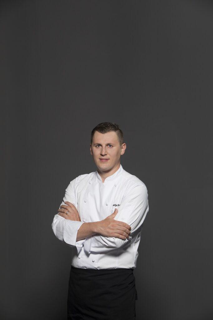 Chef Matija Bregeš