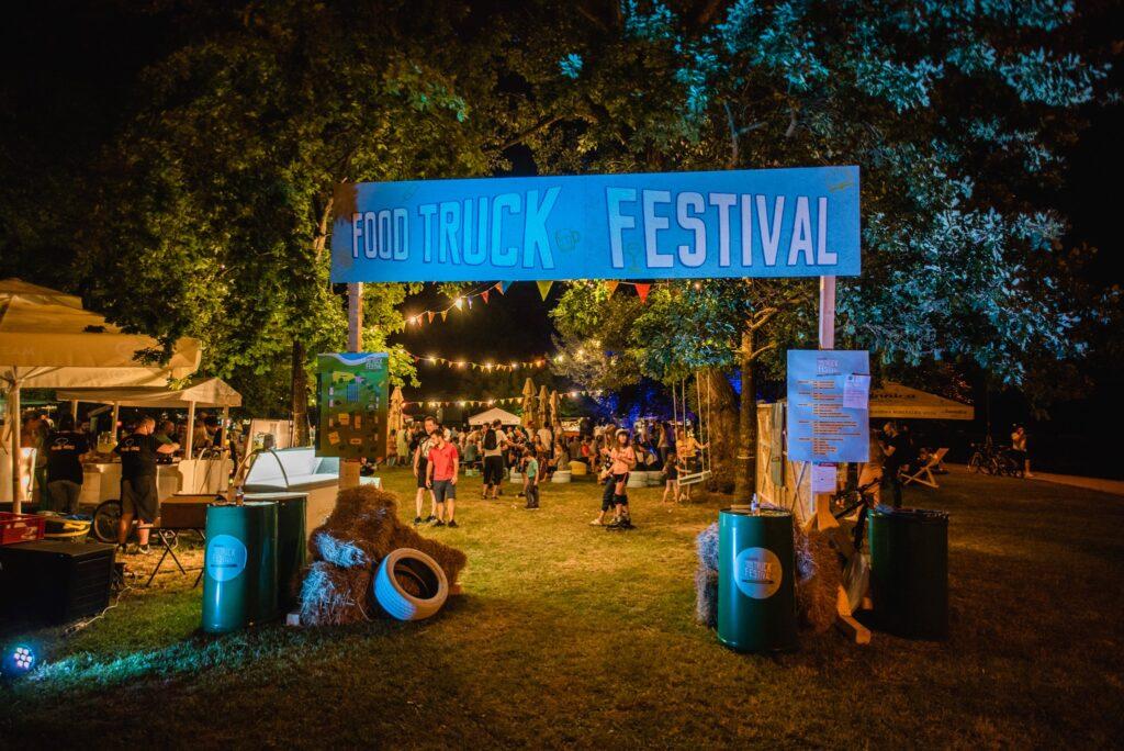 zagreb food truck festival noć ulaz jarun