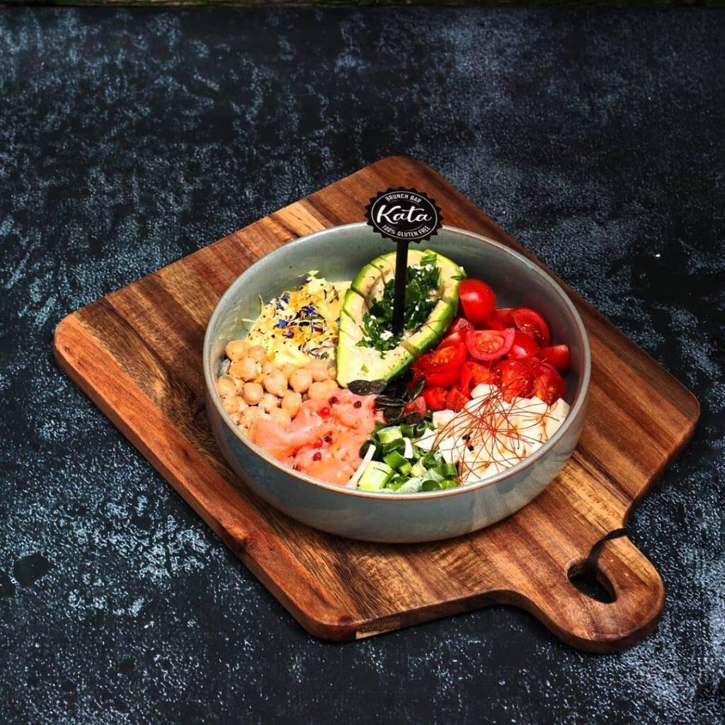 bezglutenski brunch bar kata salata