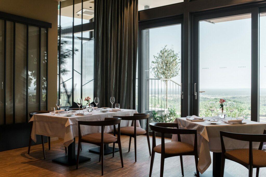 korak restoran pogled