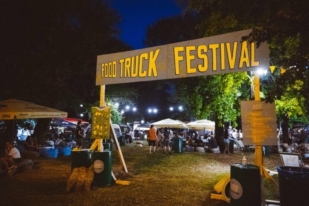 zagreb food truck festival jarun
