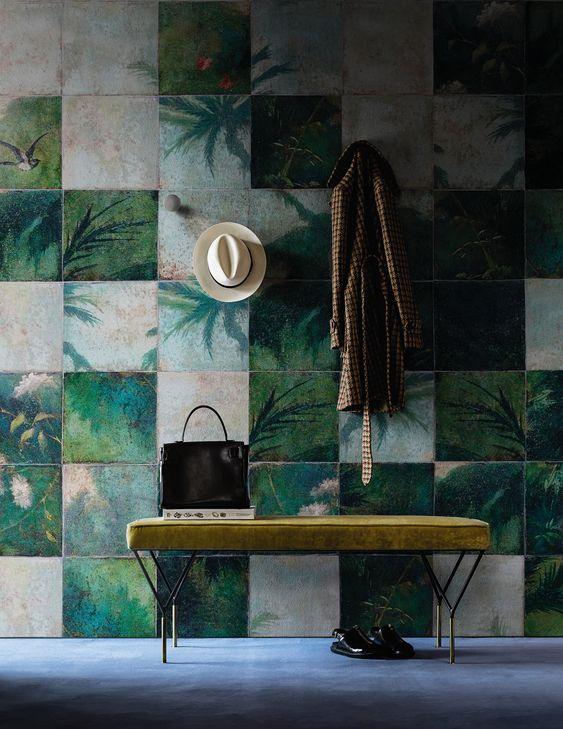 zelene boje uređenje doma inspiracija