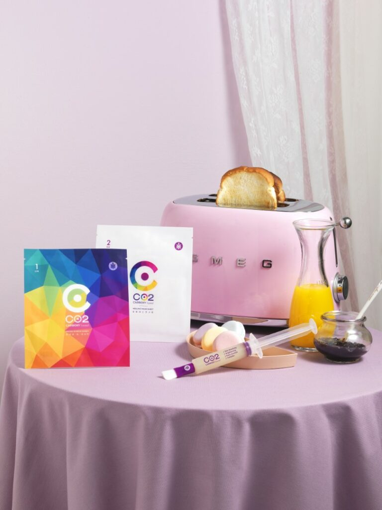 CO2 SOUND CARBOXY THERAPY SKINZZO 3
