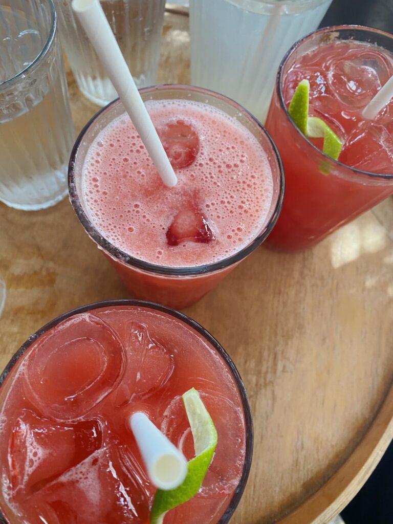 Duba Beach Bar kokteli