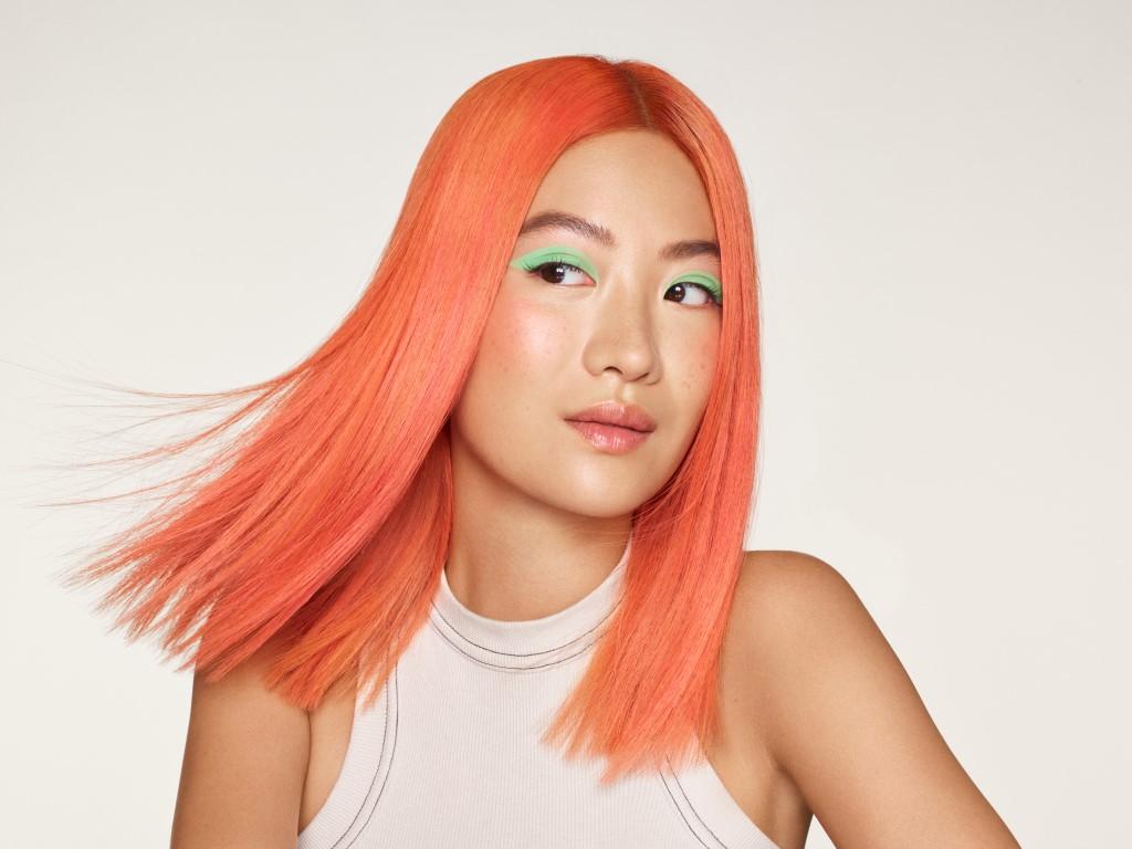 K 18 Hair model