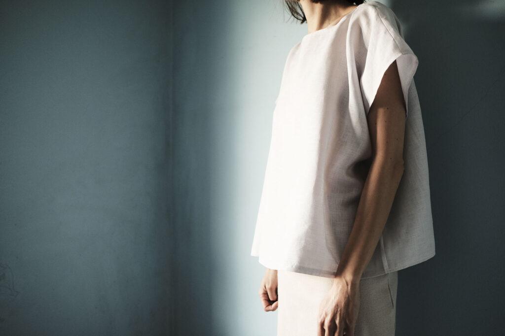 Plava bluza Institut održive mode