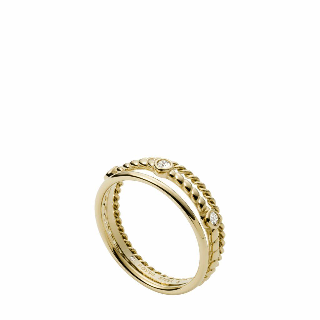 Fossil prsten, 299 kn