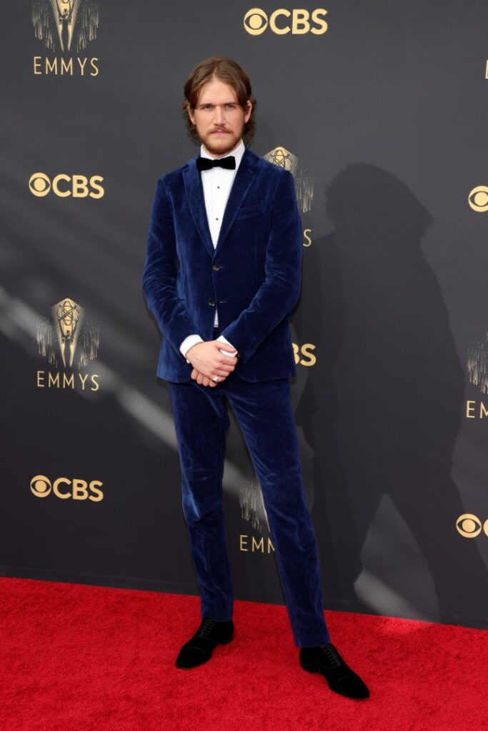 LOS ANGELES, CALIFORNIA - SEPTEMBER 19: Bo Burnham attends the 73rd Primetime Emmy Awards at L.A. LIVE on September 19, 2021 in Los Angeles, California. (Photo by Rich Fury/Getty Images)