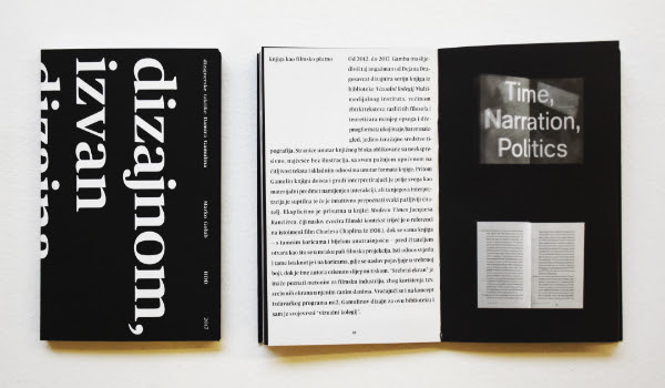 Dizajnom, izvan dizajna – Dizajnerske taktike Damira Gamulina