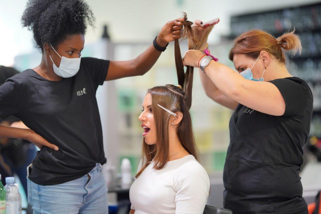 Keune - priprema frizura