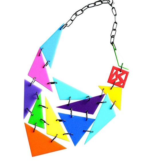 Ogrlica umjetnice Diane Sokolić, dianas
