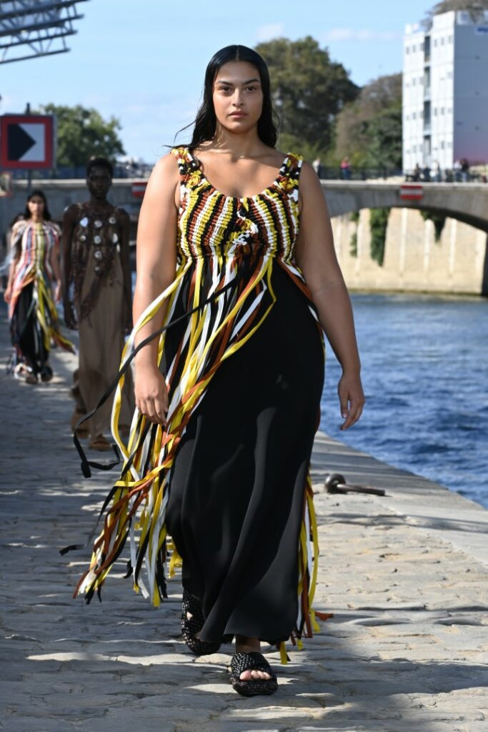 Chloe : Runway - Paris Fashion Week - Womenswear Spring Summer 2022
